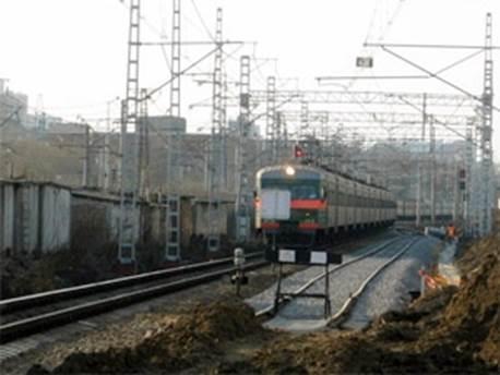 Четвертый главный путь, строящийся на участке Москва — Крюково