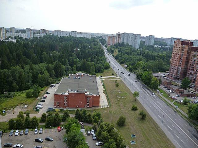Крюковский парк в Зеленограде