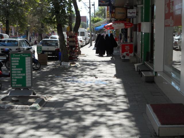 На турецких улочках