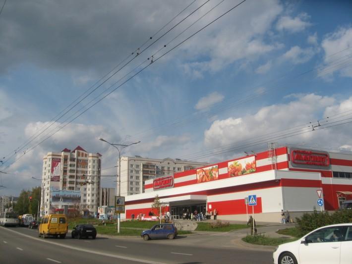 ТЦ Магнит в Новочебоксарске