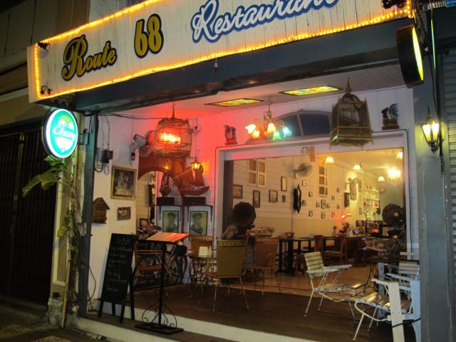 Ресторан Route 68 на Пхукете