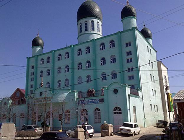 Исламский Университет имени Саидбега Даитова