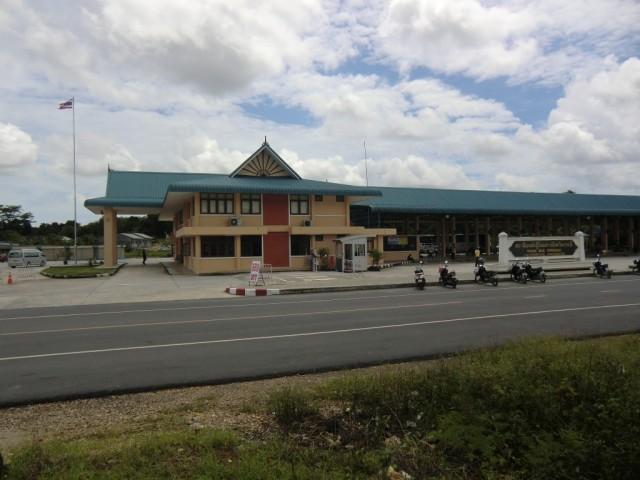 Автовокзал Краби