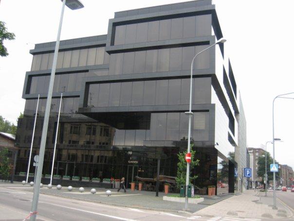 Современное строительство в Таллине