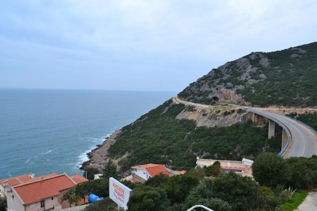 Черногория, вид из окна