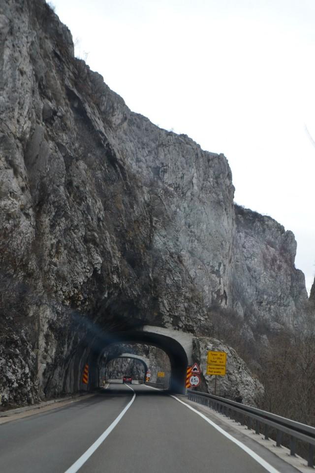 Южная Сербия. Дорога на Болгарию