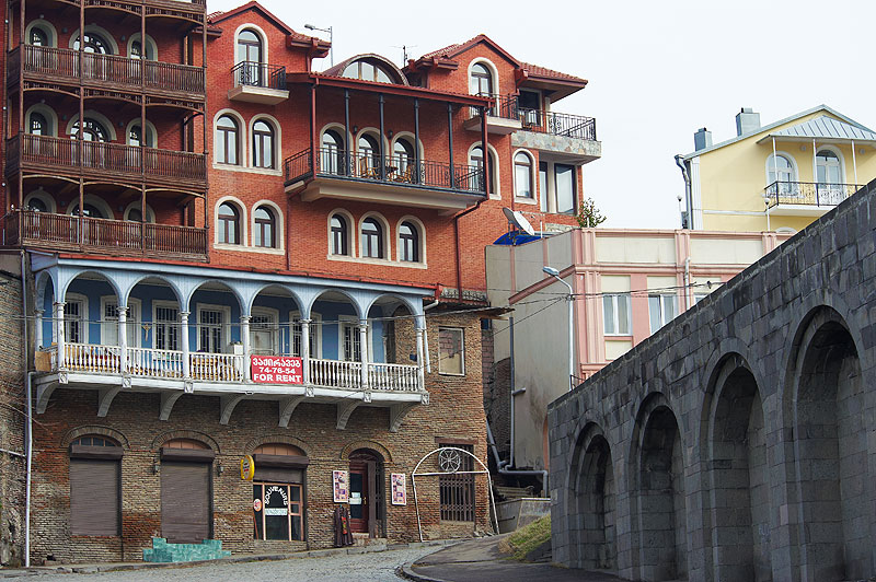 Жизнь в современной грузии