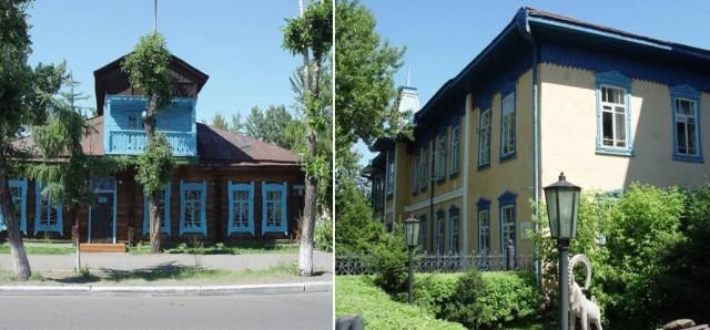 Усадьба 1914 года и Национальная библиотека