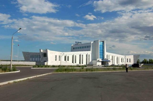 Аэропорт «Кызыл»