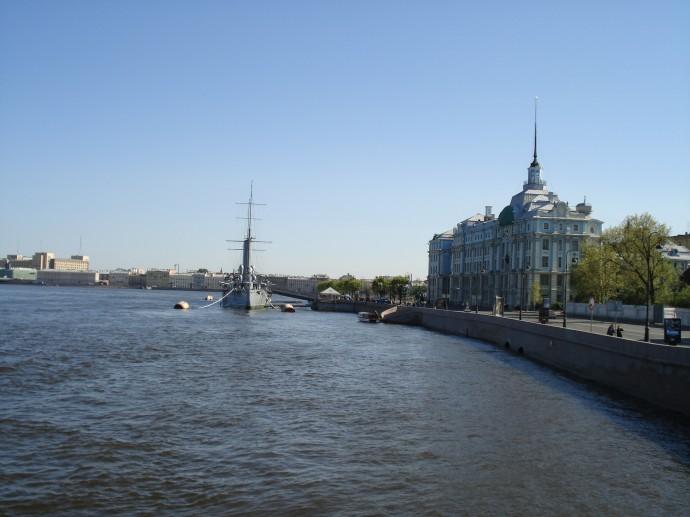 Моя земля, мой Петербург