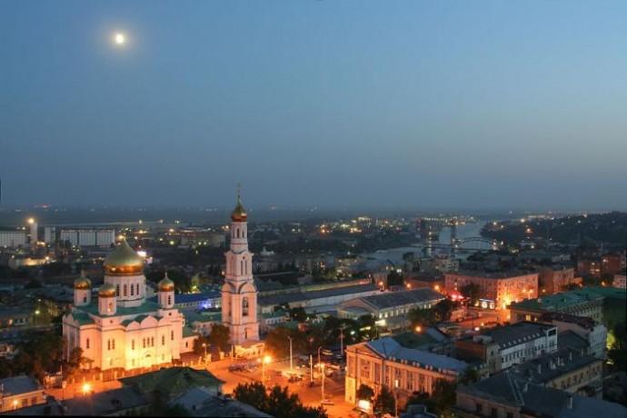 Старая часть Ростова-на Дону сохраняет свой былой вид