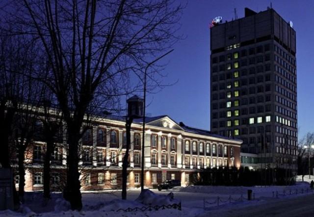 Административное здание ЧМЗ