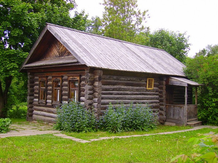 Дом-музей Чапаева