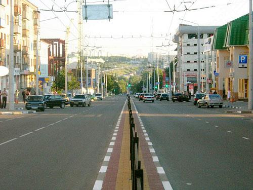 Дороги Белгорода. Оцените качество