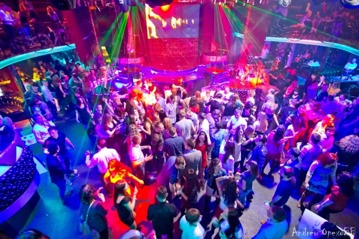 Ночной клуб «Мистик»