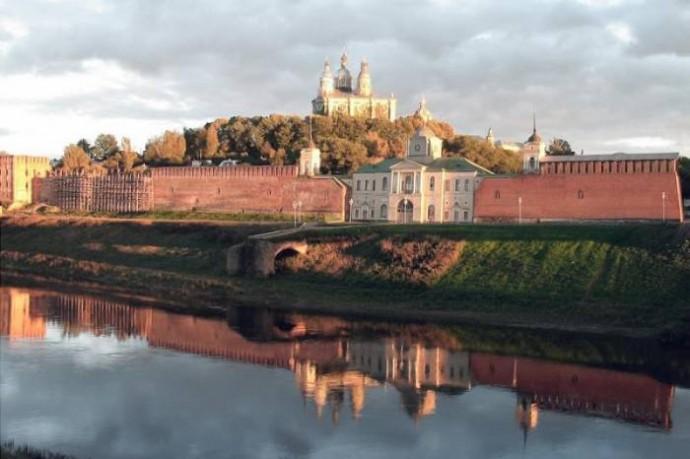 Смоленск — настоящий город-крепость