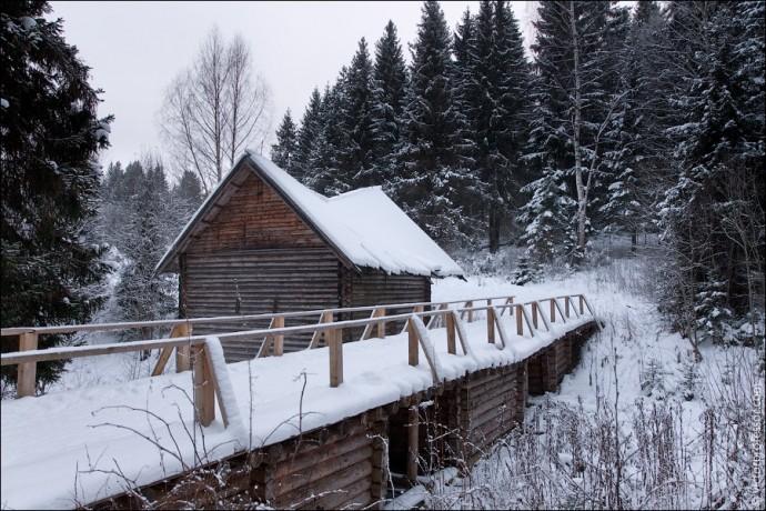В Тверской области можно почувствовать, что такое настоящая русская зима