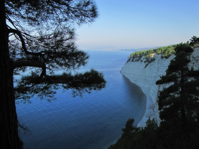 Рассвет на Чёрном море