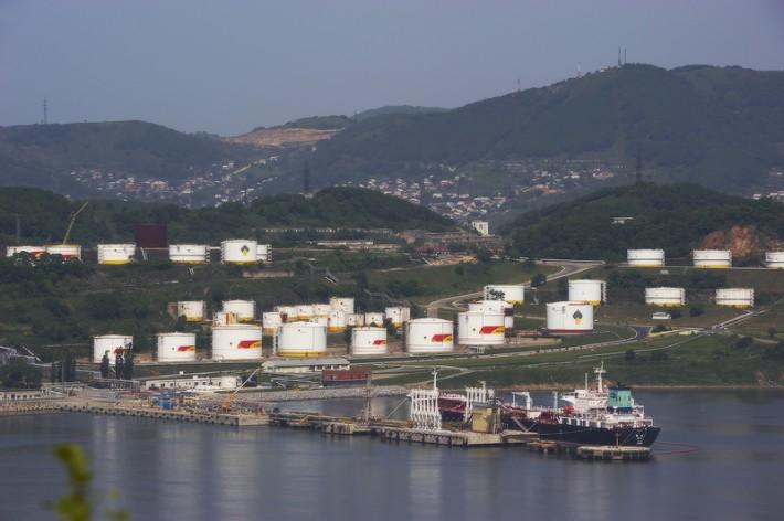 «Роснефть-Находканефтепродукт» — один из крупнейших в России