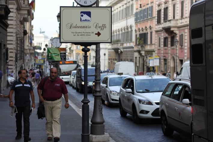 Италия. Рим. 2012 год