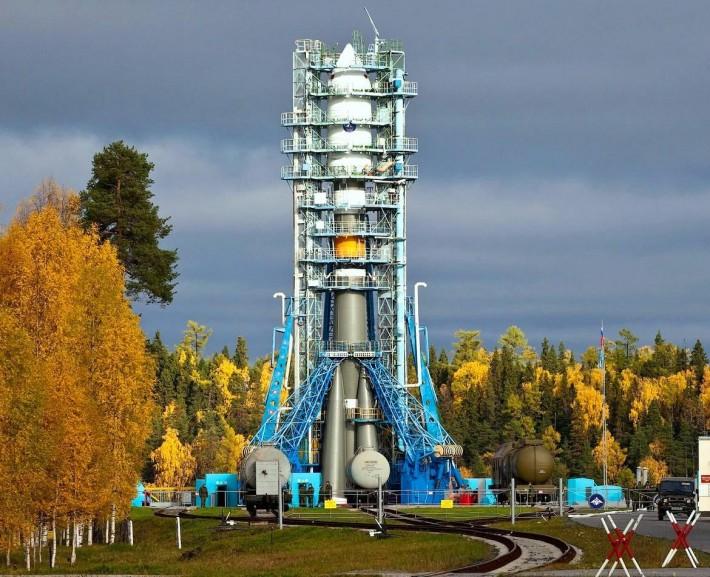 Плесецк: «И снится нам не рокот космодрома...»