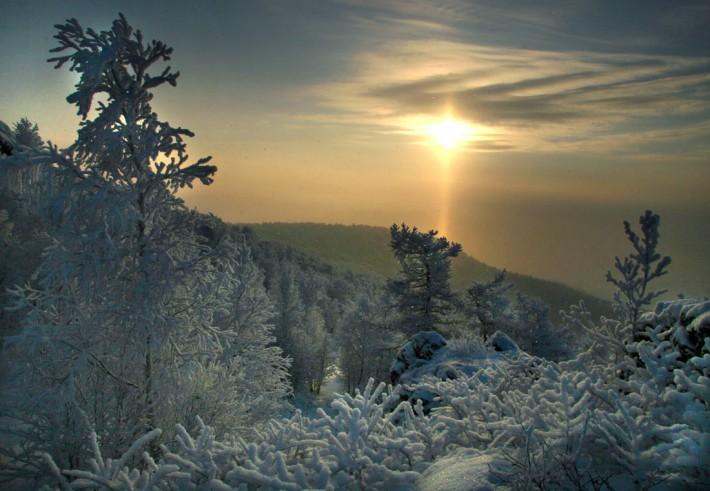 Лучше гор могут быть только горы. Уральские горы