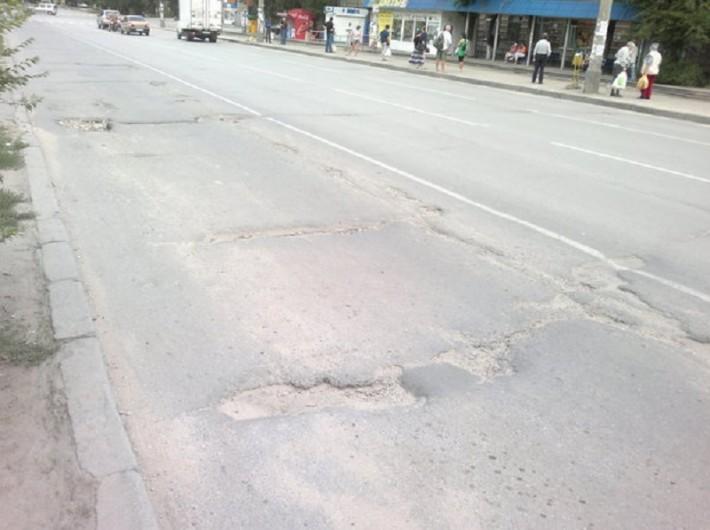 Пересечение ул.Ангарской и ул. Рокоссовского, Дзержинский район