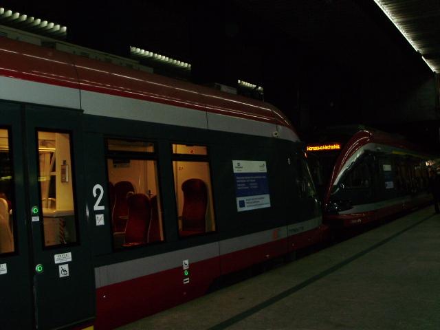 Поезд SКМ