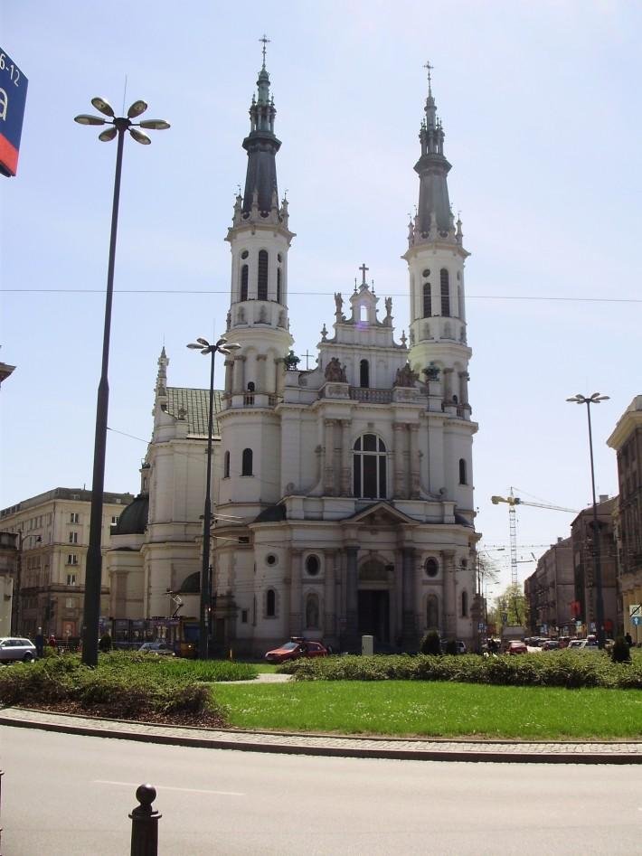 Костелы в Польше повсюду