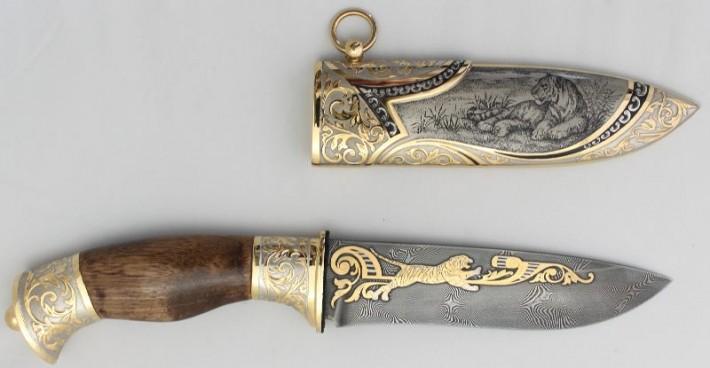 Нож Златоустовской Оружейной Фабрики