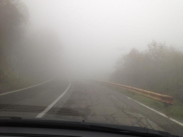 Черногория. Едем в облаке