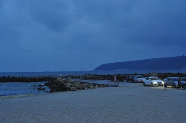 Морское побережье Варны