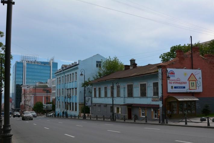 Владивосток 2013, Центр
