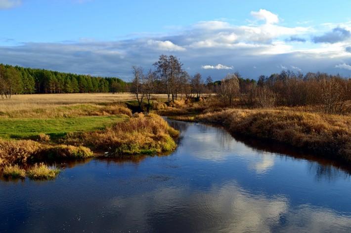 Костромская область — эталон ландшафта Средней полосы