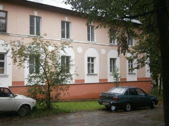 Типовой дом в криволучье