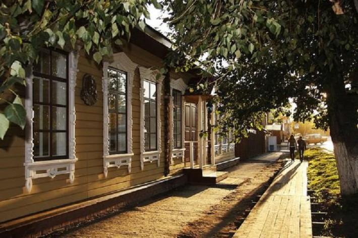 Культурный центр П. П. Ершова
