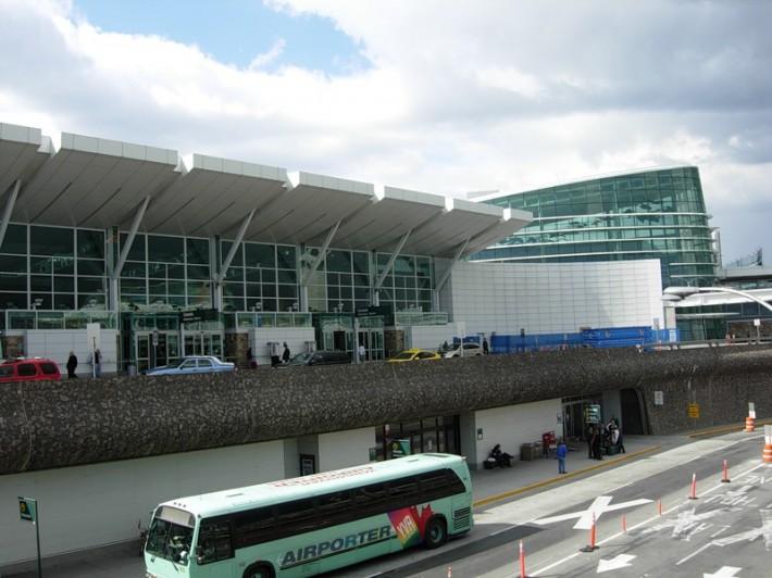 Аэропорт Ванкувера