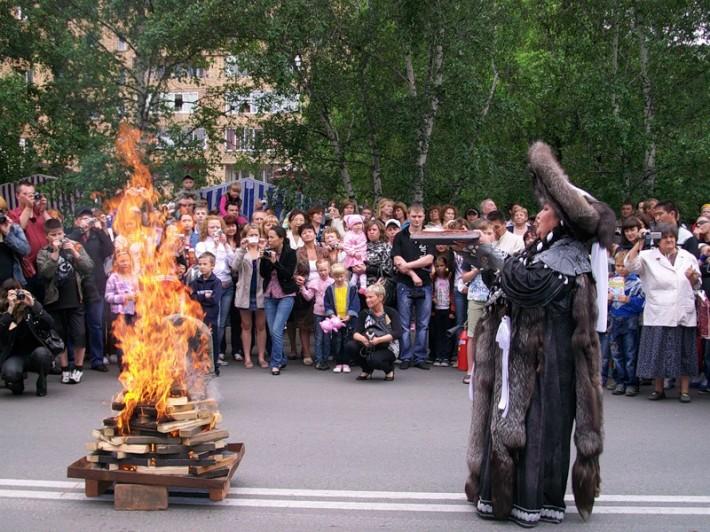 Фестиваль театров кукол в Хакасии