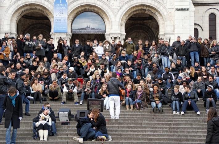 Концерт на Монмартре