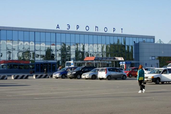 Омский аэропорт
