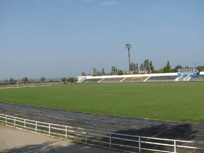 Городской стадион, начало улицы Курортная