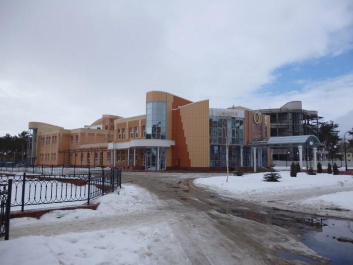 Молодёжный центр, место для проведения досуга, которое открылось в этом году