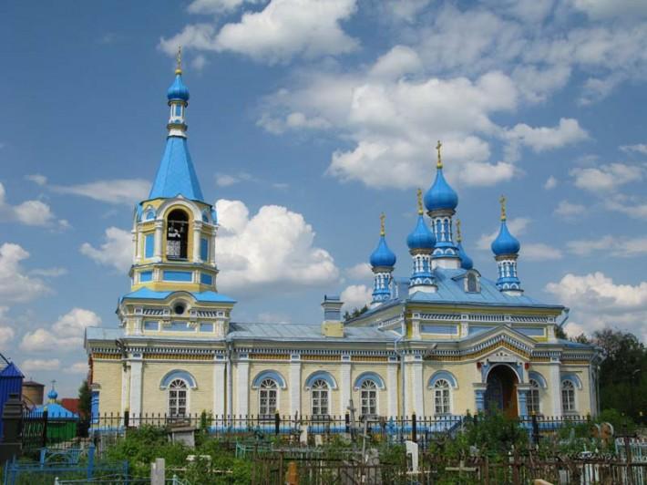 Казанская церковь в Кузнецке