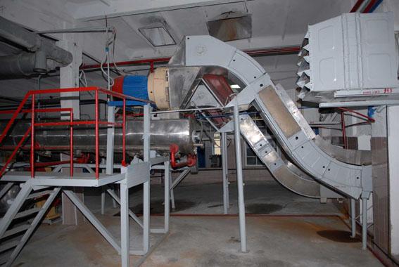 Производственный цех Йодобром в Саках