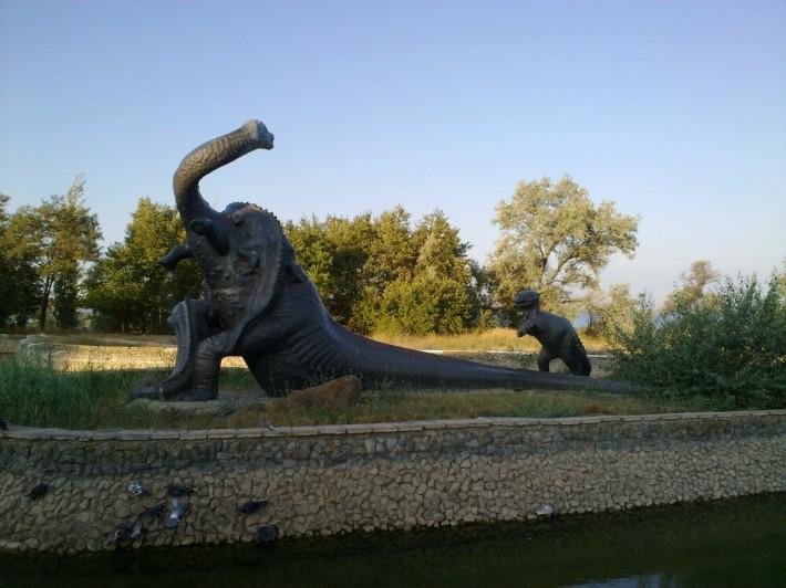 Сакский бронтик