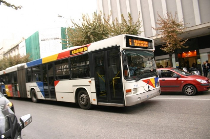 Автобусы — единственный и вполне комфортабельный вид городского транспорта