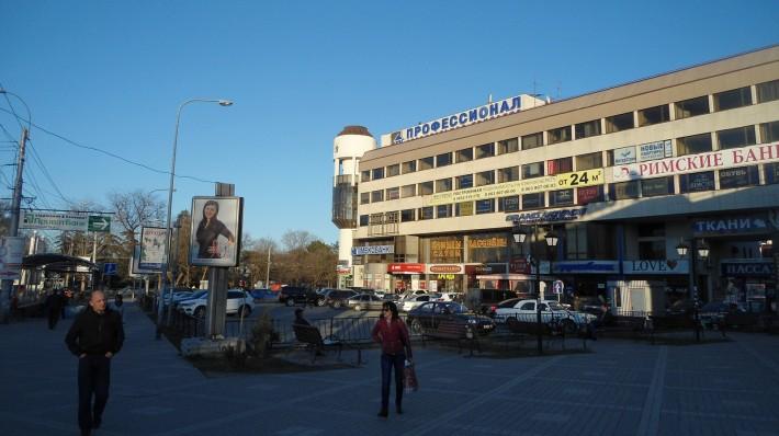 Офисный центр на площади Советской