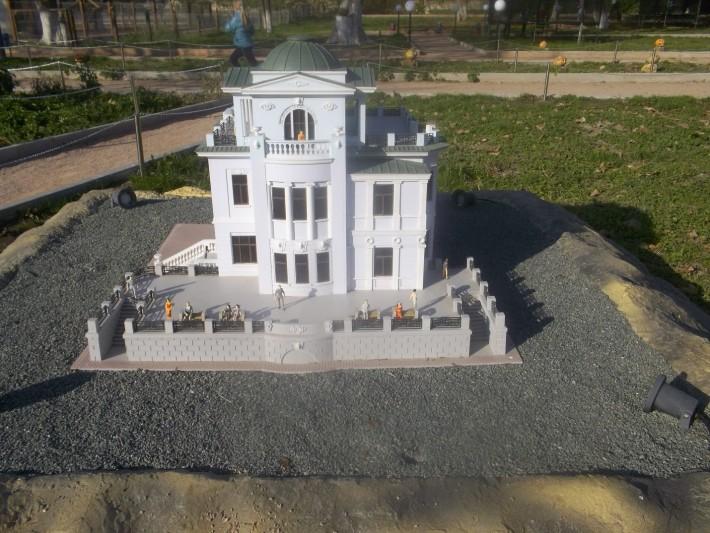 В Парке миниатюр