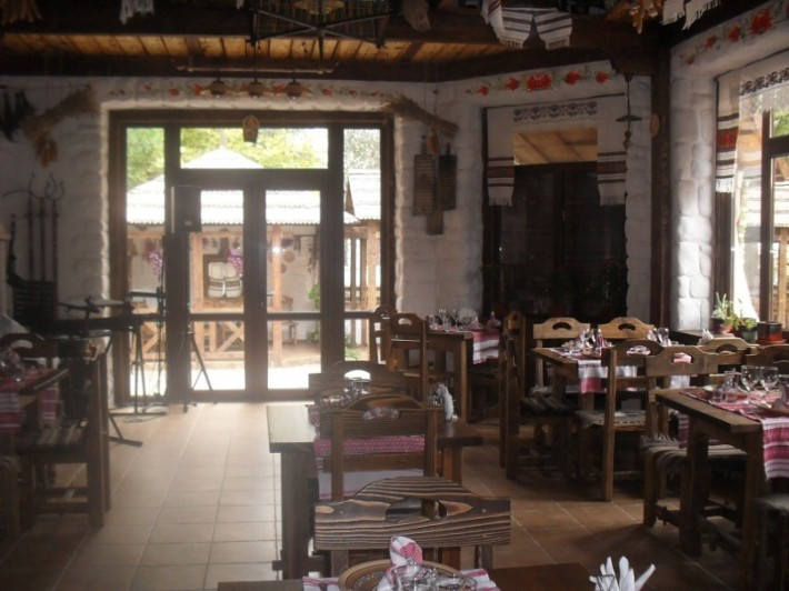 Ресторан «Чаривный Млын»