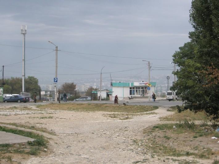 Окраины Симферополя